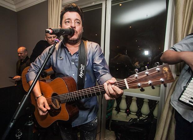 Cantor Bruno, da dupla Bruno & Marrone (Foto: Charles Naseh/ Divilgação )