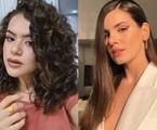 Maisa Silva e Camila Queiroz   Reprodução