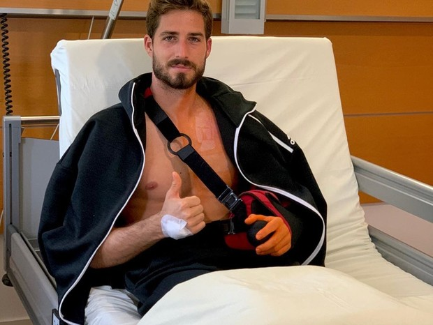 Kevin Trapp (Photo: Playback/Instagram)