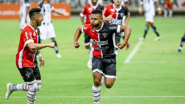 Ferroviário x Botafogo-PB; Lucas Hulk