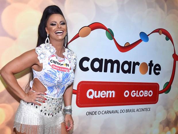 Viviane Araújo (Foto: Renato Wrobel / Ed. Globo)
