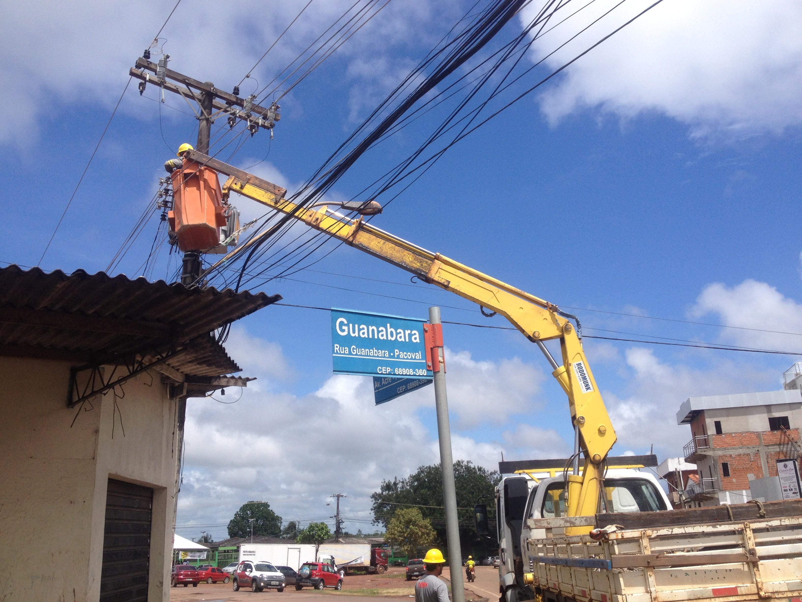 Bairros das zonas Norte e Leste de Macapá vão amanhecer sem energia no domingo, 22  - Notícias - Plantão Diário