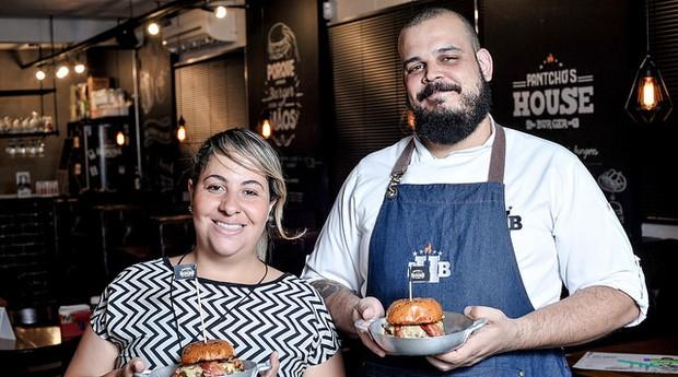 Regiane Cruz e Ricardo Vieira, da Pantcho's House (Foto: Reprodução/Agência Sebrae-SP)