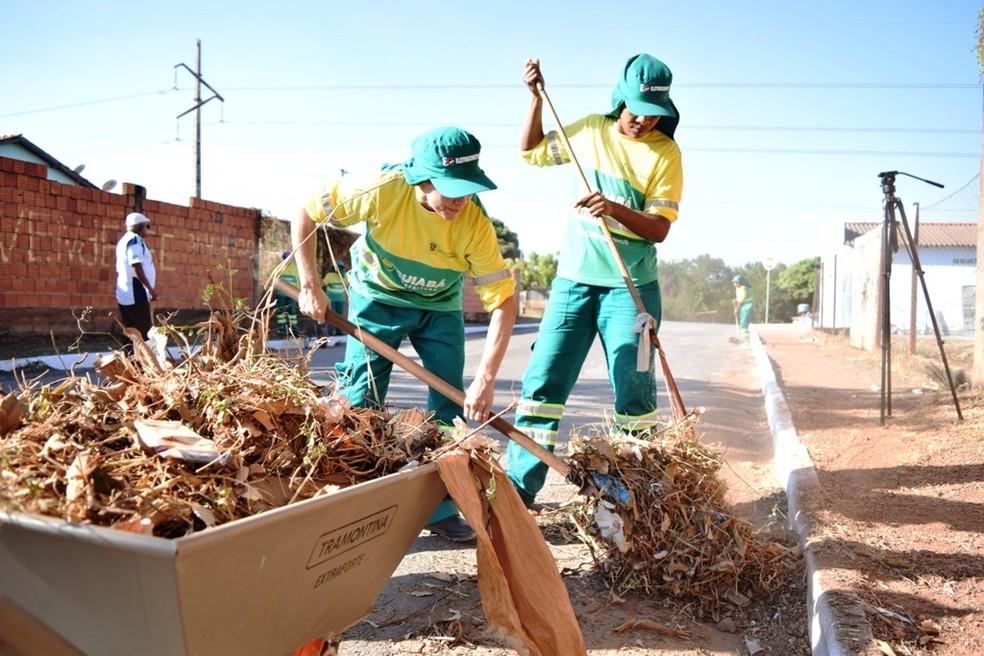 Atualmente, 77 reeducandas trabalham — Foto: TJMT/ Assessoria