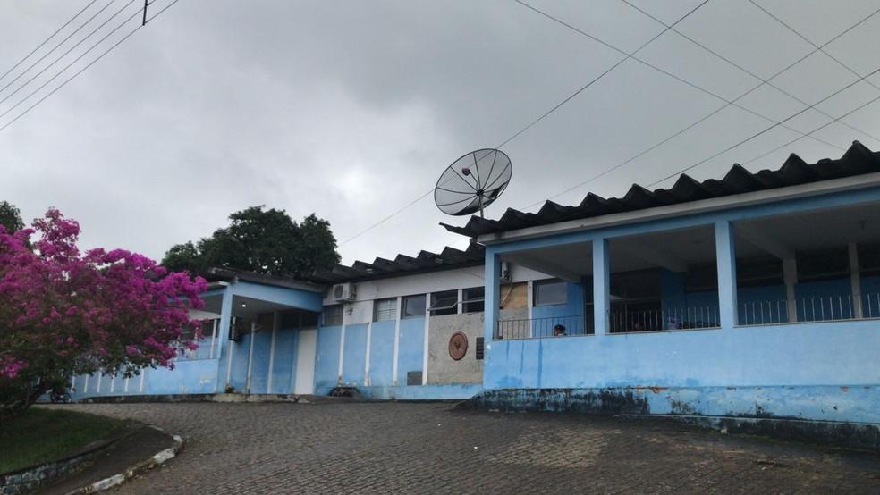 Hospital Maternidade Clélia Rebouças — Foto: Divulgação