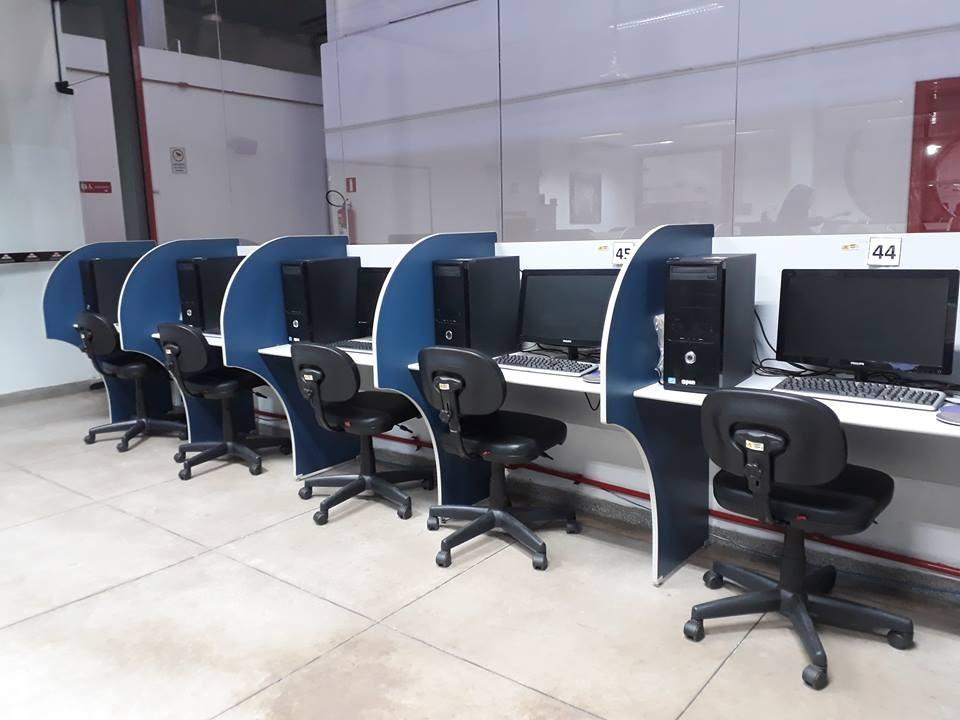 Centro Cultural Matarazzo disponibiliza computadores para realização de pré-cadastro para vacinação contra a Covid-19