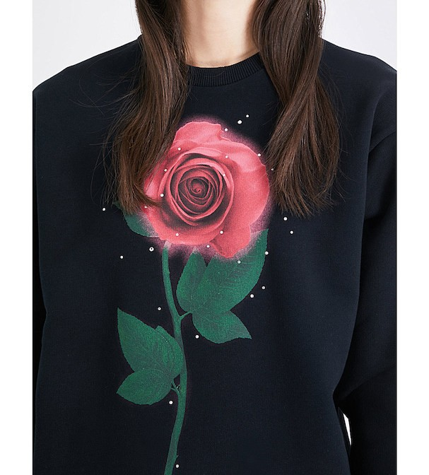 Christopher Kane X Beauty and the Beast (Foto: Divulgação)
