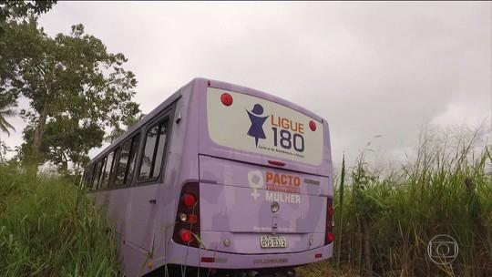 Iniciativa leva ajuda a mulheres vítimas de violência doméstica em áreas rurais no PE