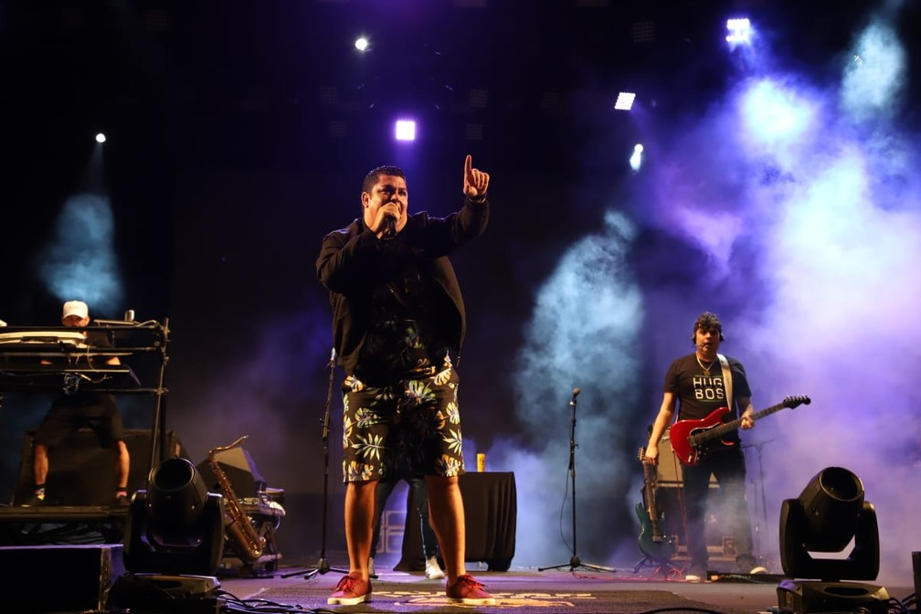 Trio da Huanna substitui Iza no Festival de Inverno Bahia â?? Foto: Laércio Lacerda