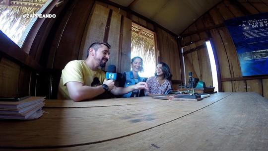 Tour por Rondônia é destaque no 'Zappeando' deste sábado (09)