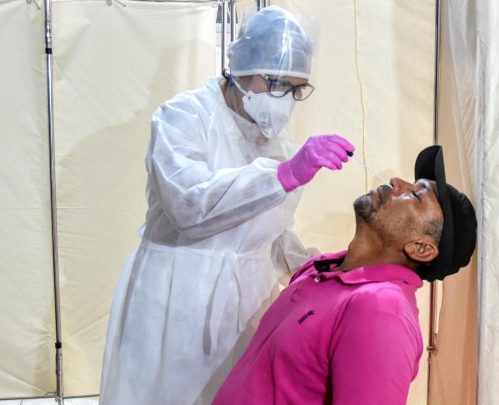 RN tem 68.765 casos confirmados desde o início da pandemia — Foto: Joana Lima