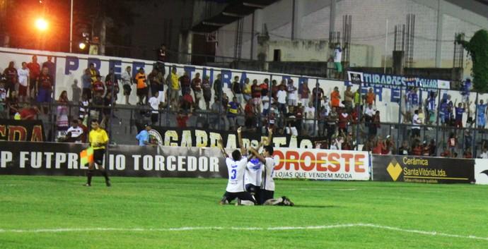 Flamengo-PI x Parnahyba  (Foto: Josiel Martins)