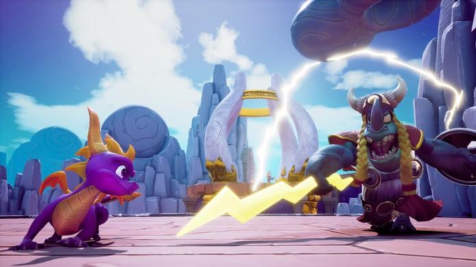 Spyro Reignited Trilogy (Foto: Divulgação/Activision)