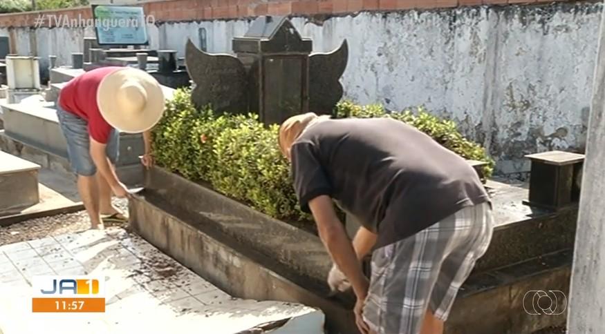 Cemitérios de Gurupi terão programação de missas no Dia de Finados; confira