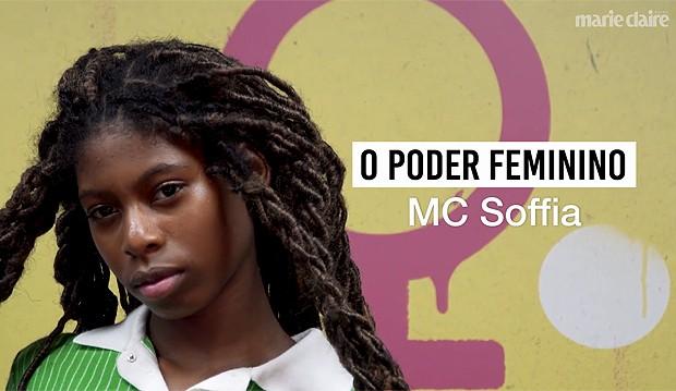 Mc Soffia (Foto: Marie Claire)