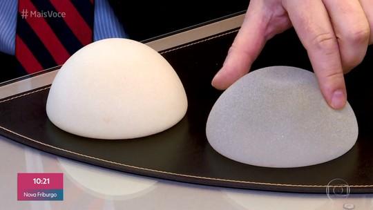 Próteses de silicone são recolhidas após suspeita de causar câncer raro; entenda