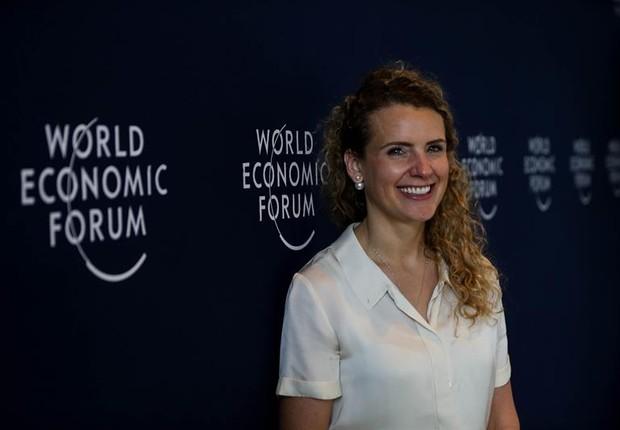 Nicola Gryczka, diretora-executiva da Gastromotiva (Foto: EFE)