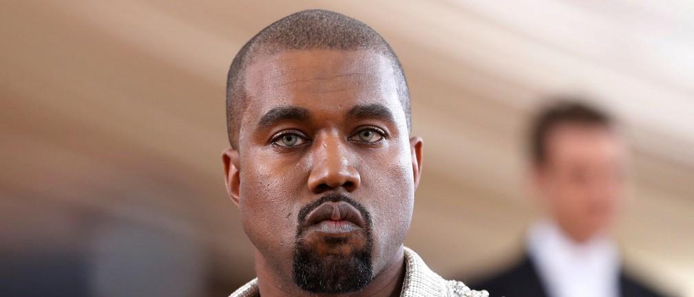 Kanye West em evento em Nova York, em maio de 2016 (Foto: REUTERS/Lucas Jackson)