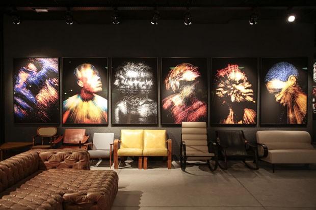 Use Gallery Novo Espaco Em Sao Paulo Reune Arte Design E Gastronomia Casa Vogue Moveis