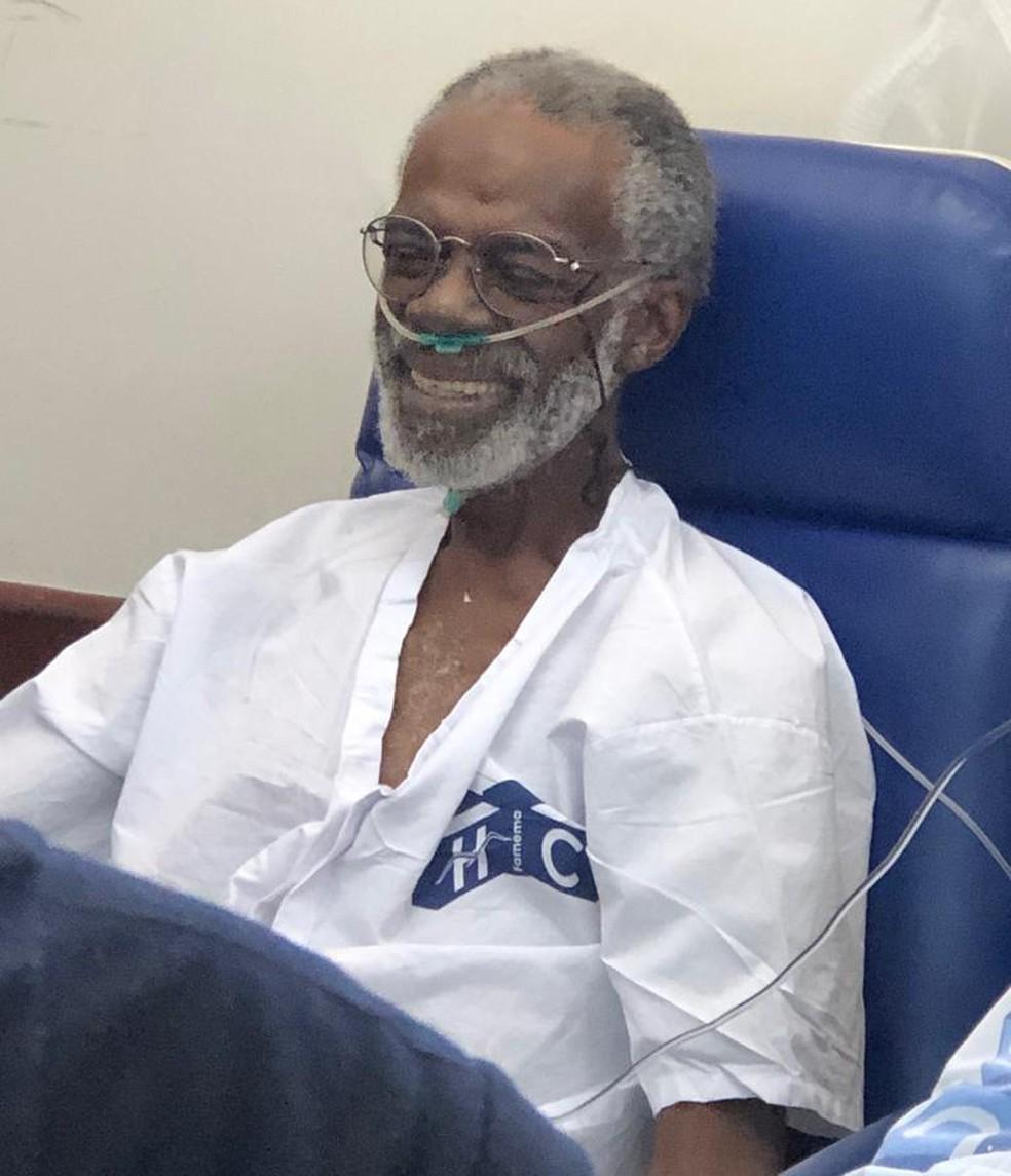 """José da Penha faz tratamento paliativo por conta de um câncer: """"Realizar sonhos nos dá força para acreditar que a vida continua"""" — Foto: Divulgação"""