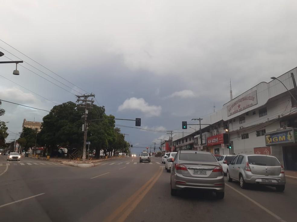Friagem chega ao Acre e temperaturas devem ficar amenas nesta sexta-feira (11) — Foto: Hugo Costa/Arquivo pessoal