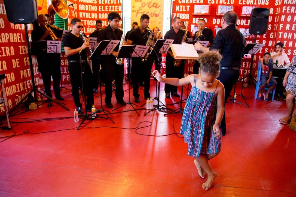 Museu oferece entrada gratuita no domingo (29) (Foto: Bruna Monteiro/Paço do Frevo)