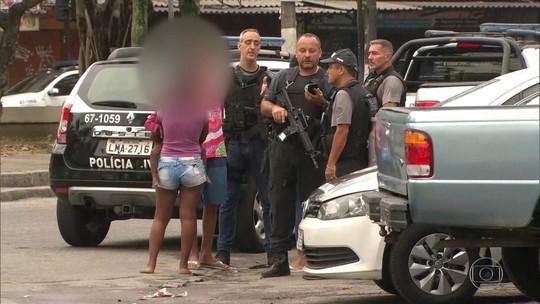 Operação policial na Cidade de Deus tem troca de tiros e 3 mortos