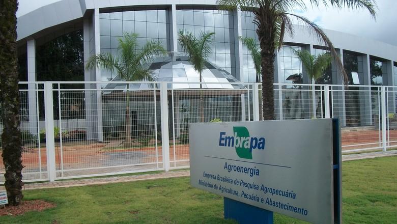 embrapa-prédio-sede (Foto: Divulgação/Embrapa)