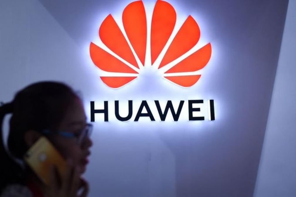 Acusações americanas contra a Huawei colocam em risco a forte ascensão da empresa - e da China - no mercado tecnológico global — Foto: Getty