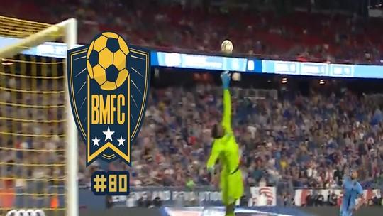 BMFC #80: argentino repete golaço de Gabigol na MLS