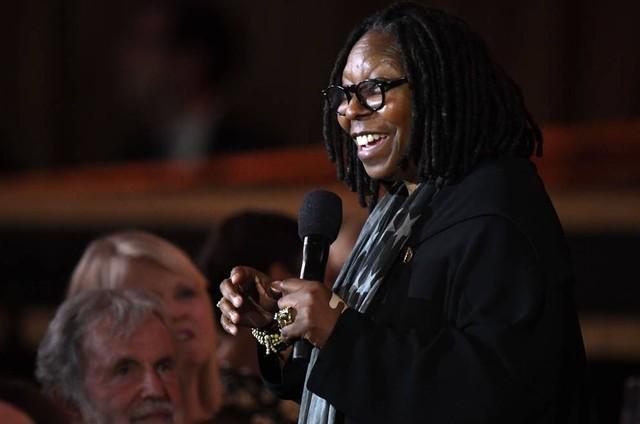 Whoopi Goldberg (Foto: ROBYN BECK / AFP)