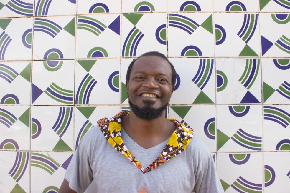Músico Marcelo Café, em imagem de aqruivo — Foto: Divulgação