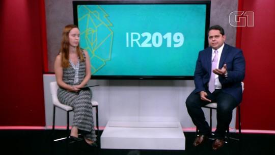 Especialista tira dúvidas sobre Imposto de Renda 2019; assista