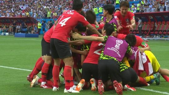 """Jornais sul-coreanos comemoram vitória improvável sobre Alemanha: """"Milagre"""""""