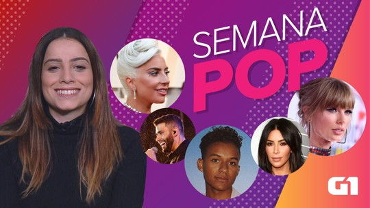 Semana Pop tem briga de Taylor Swift, Kim Kardashian, Gustavo Lima e o novo Jackson