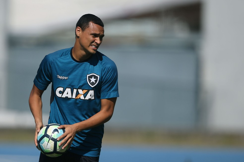 Titular em nove dos 12 jogos do Botafogo na Libertadores 6740f88ab7068