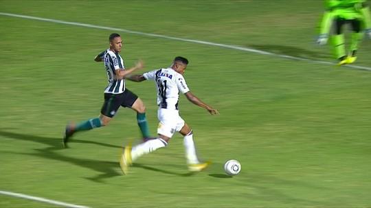 Os gols de Ponte Preta 2 x 0 Coritiba pela 37ª rodada da Série B do Brasileirão