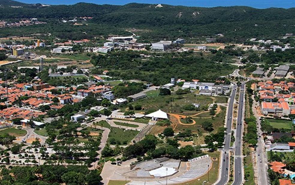Campus da UFRN em Natal (Foto: Canindé Soares)