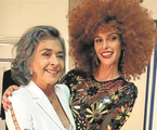 Betty Faria e Fernanda Lima | Arquivo pessoal