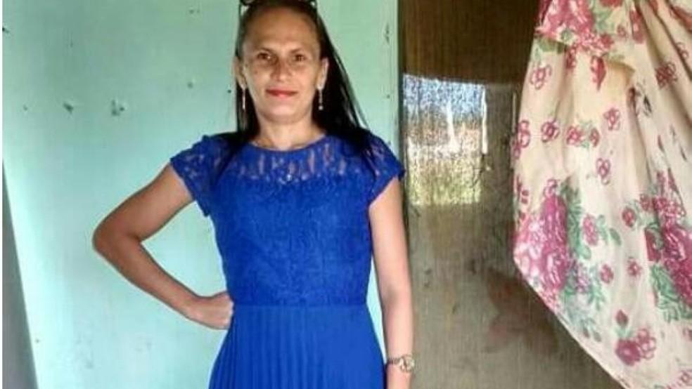 Mulher é assassinada pelo ex a golpes de faca em Quixeramobim, no interior do Ceará — Foto: Arquivo pessoal