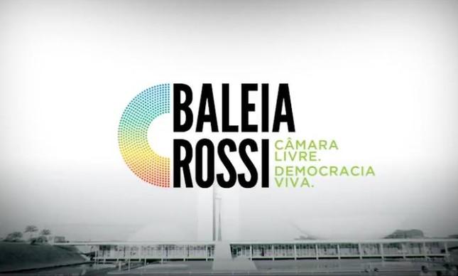 Lançamento da campanha de Baleia Rossi