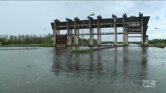 Moradores temem por falta de condições em barragem em Pinheiro