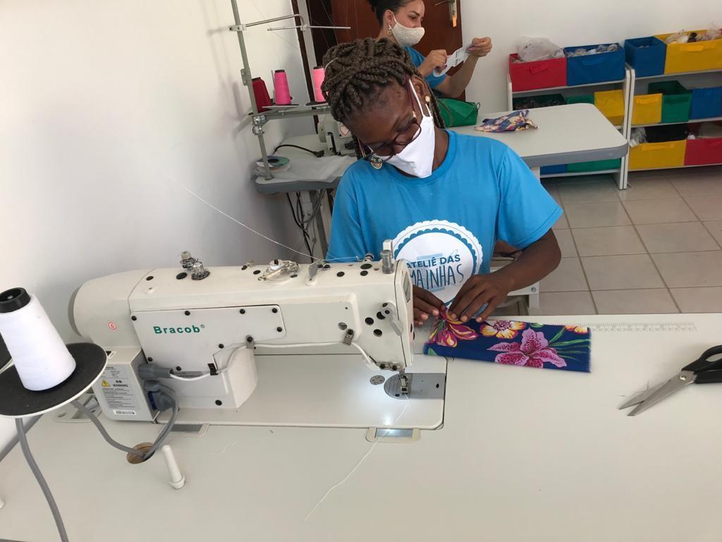 Ateliê das Mainhas: Conheça projeto que promove o empreendedorismo materno na Bahia
