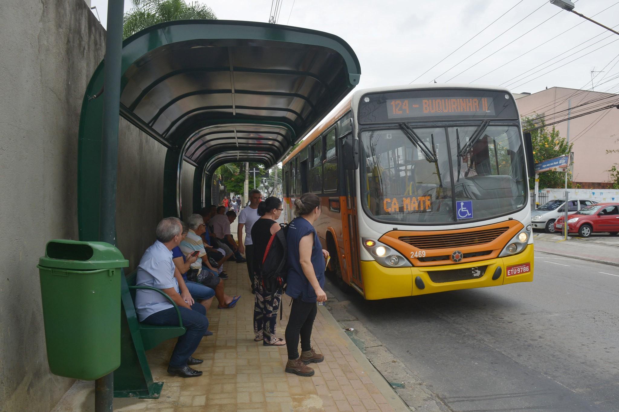 Edital de nova concessão do transporte público prevê fim de pagamento em dinheiro em São José