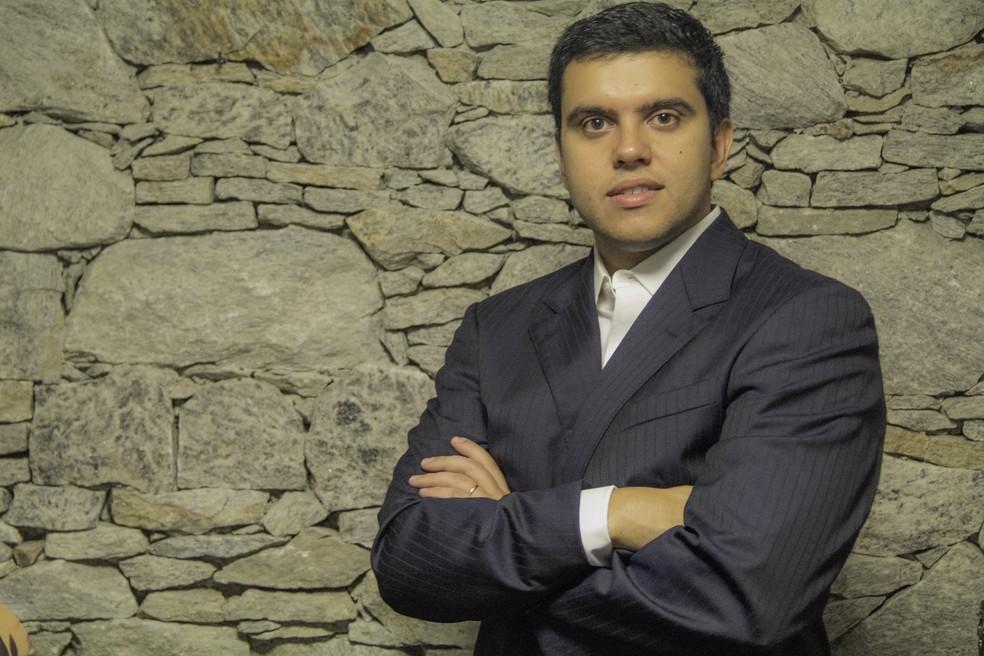 Danilo Ribeiro, CEO da Expeer — Foto: Expeer/Divulgação