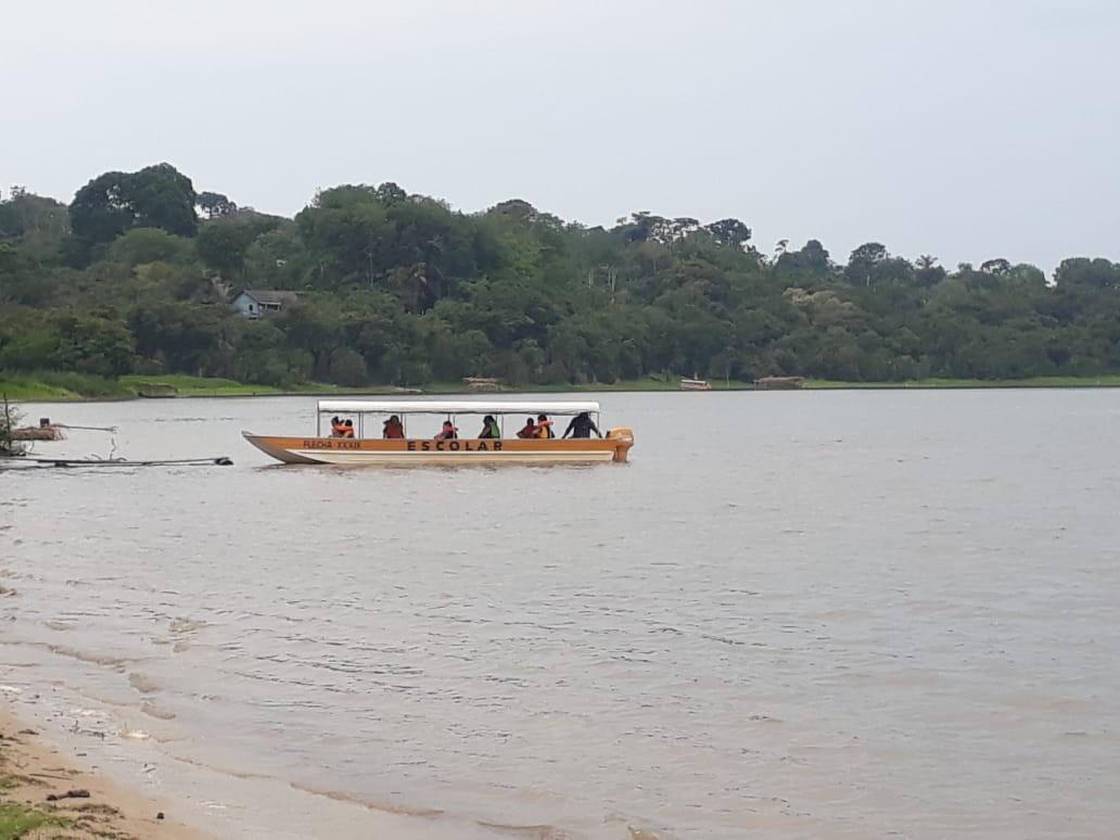 Após volta do transporte escolar fluvial, empresa cobra pagamento da prefeitura de Porto Velho - Radio Evangelho Gospel