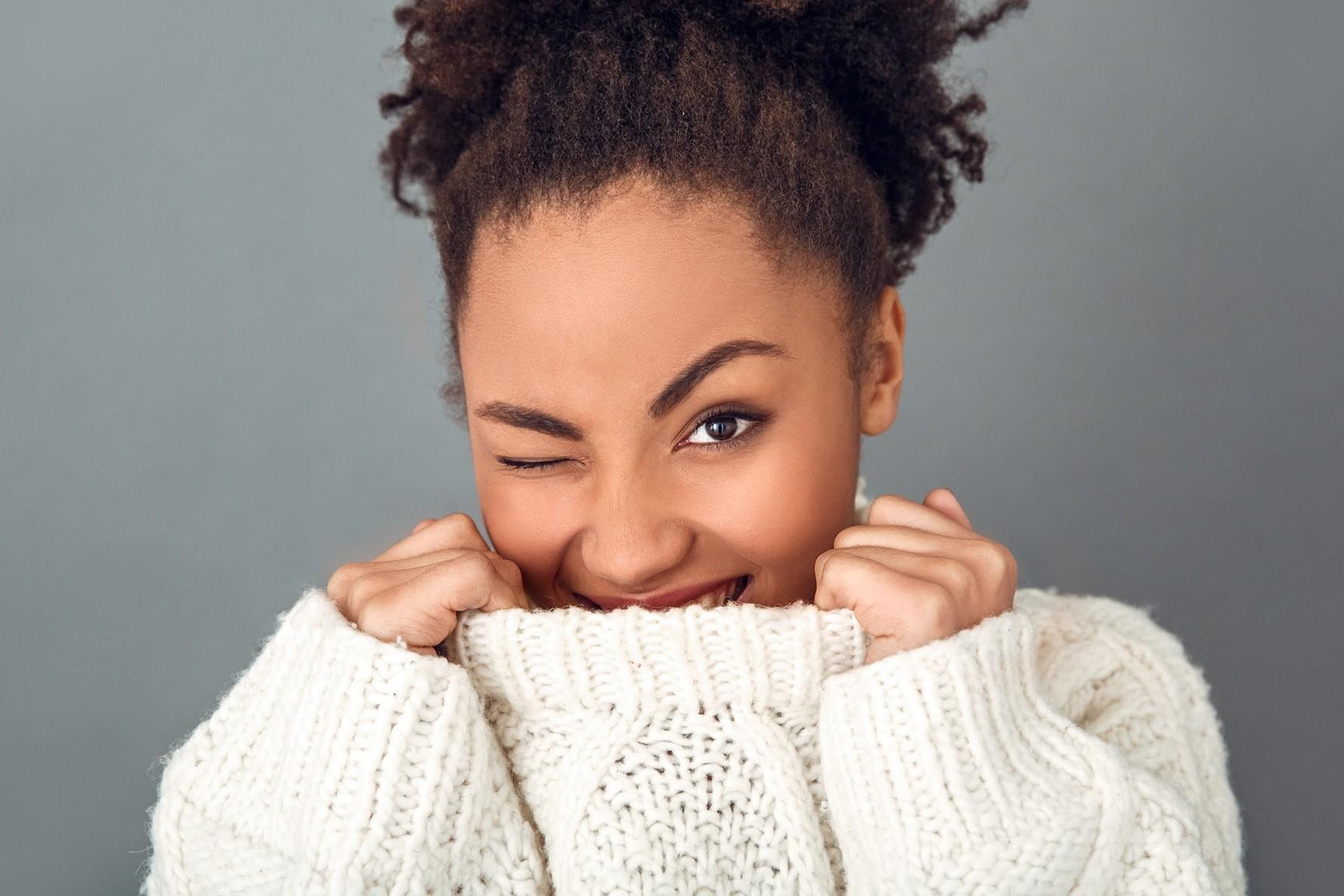 Sensação de ressecamento da pele é maior no inverno (Foto: Banco de imagens)