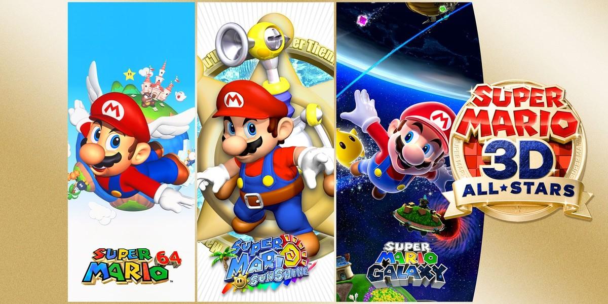 Nintendo anuncia novos games de Mario nos 35 anos do personagem | Games