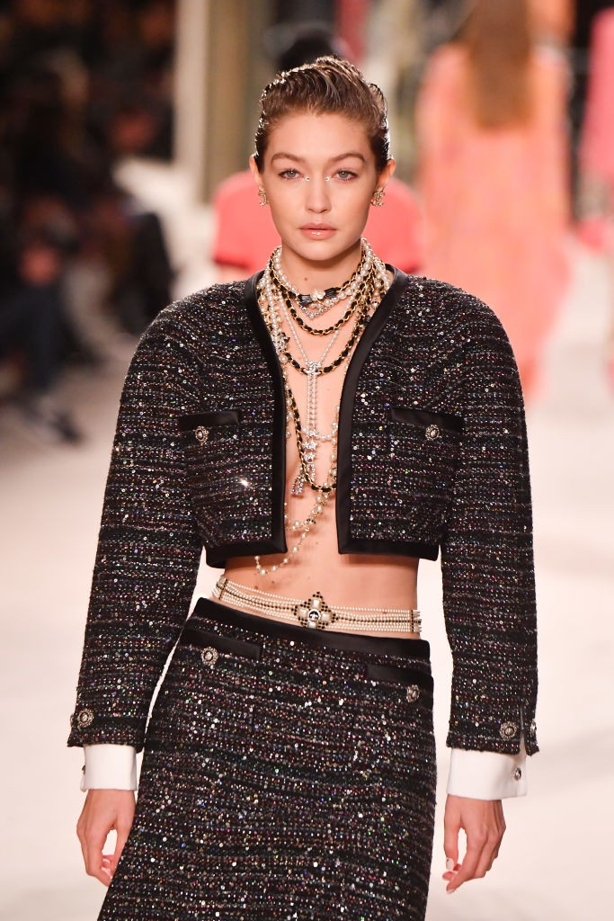 Desfile da Chanel (Foto: Getty Images)