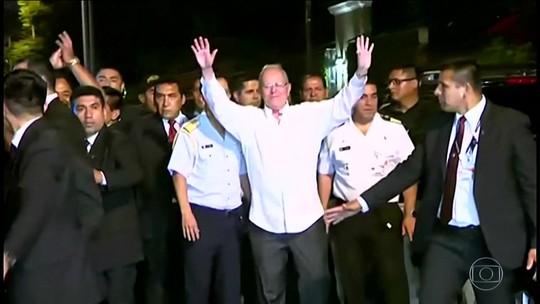 Congresso peruano rejeita impeachment do presidente